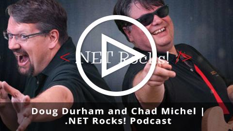 .NET Rocks Podcast